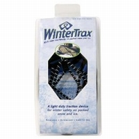 YakTrax Wintertrax snow chains for shoes